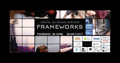Un palcoscenico virtuale per la nuova danza europea: il 25 giugno sul sito di Romaeuropa il progetto del network Aerowaves