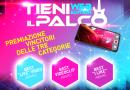 """""""Tieni il palco – web edition"""": premiazioni in diretta venerdì 22 gennaio ore 19"""