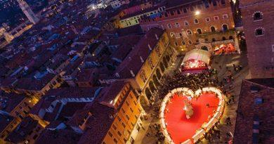 """Aspettando """"Verona In Love 2021"""",  la seconda edizione del Premio Nazionale """"Arte d'Amore"""""""