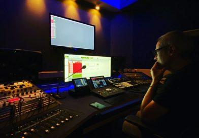 Lo studio di registrazione CANTIERI 51 di Palermo del produttore artistico, deejay e sound engineer Riccardo Piparo