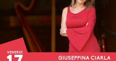 GIUSEPPINA CIARLA in concerto Venerdì 17 settembre alle 21  All'Officina Pasolini di Roma